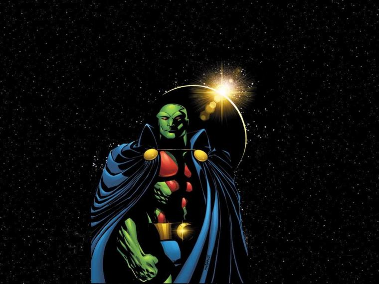 MARTIAN MANHUNTER #36